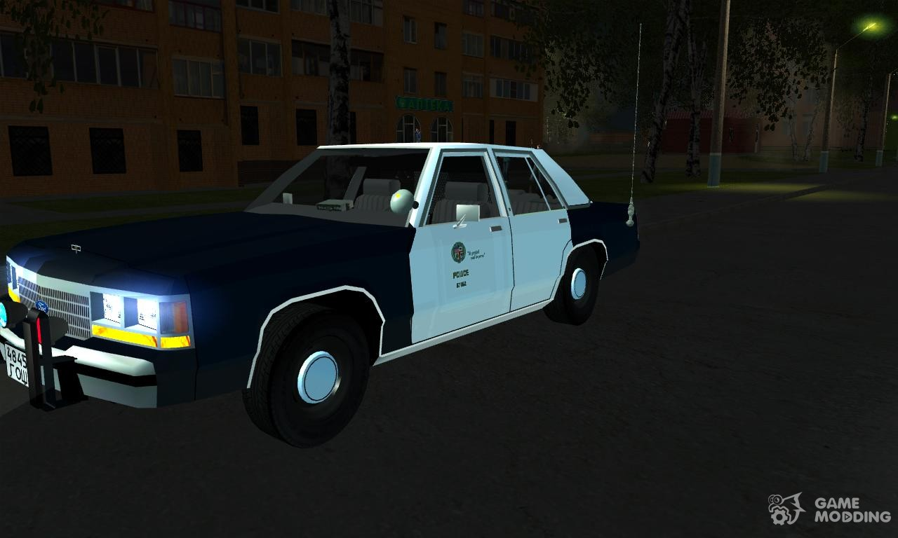 Ford Crown Victoria Ltd For Gta San Andreas