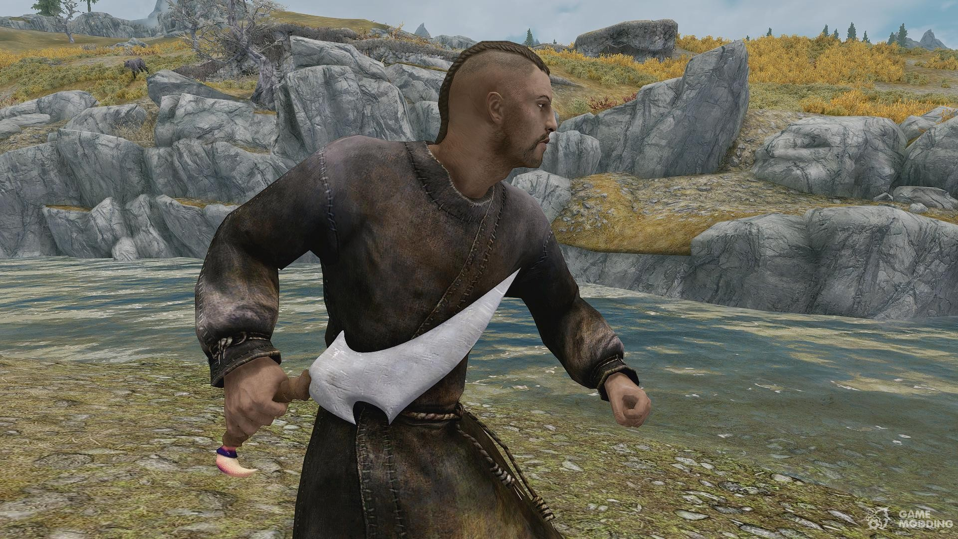 skyrim how to create a custom weapon