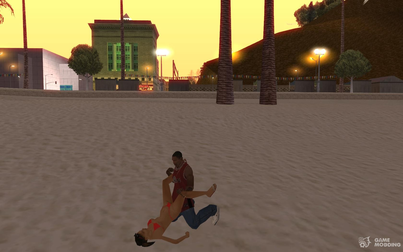 Gta sanandreas ps2 nude erotic photos