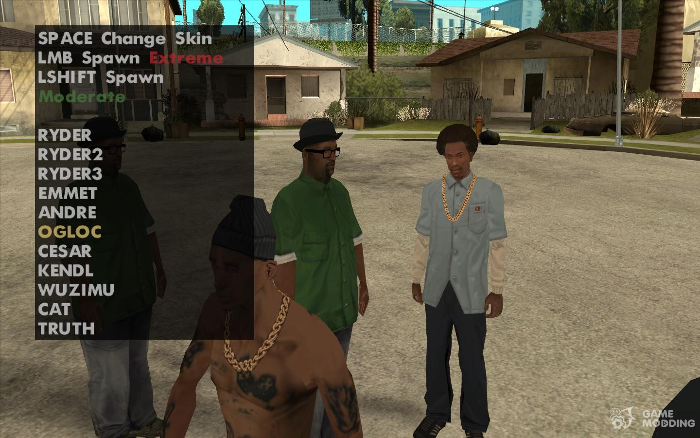 gta san andreas skin selector v2.1 free download