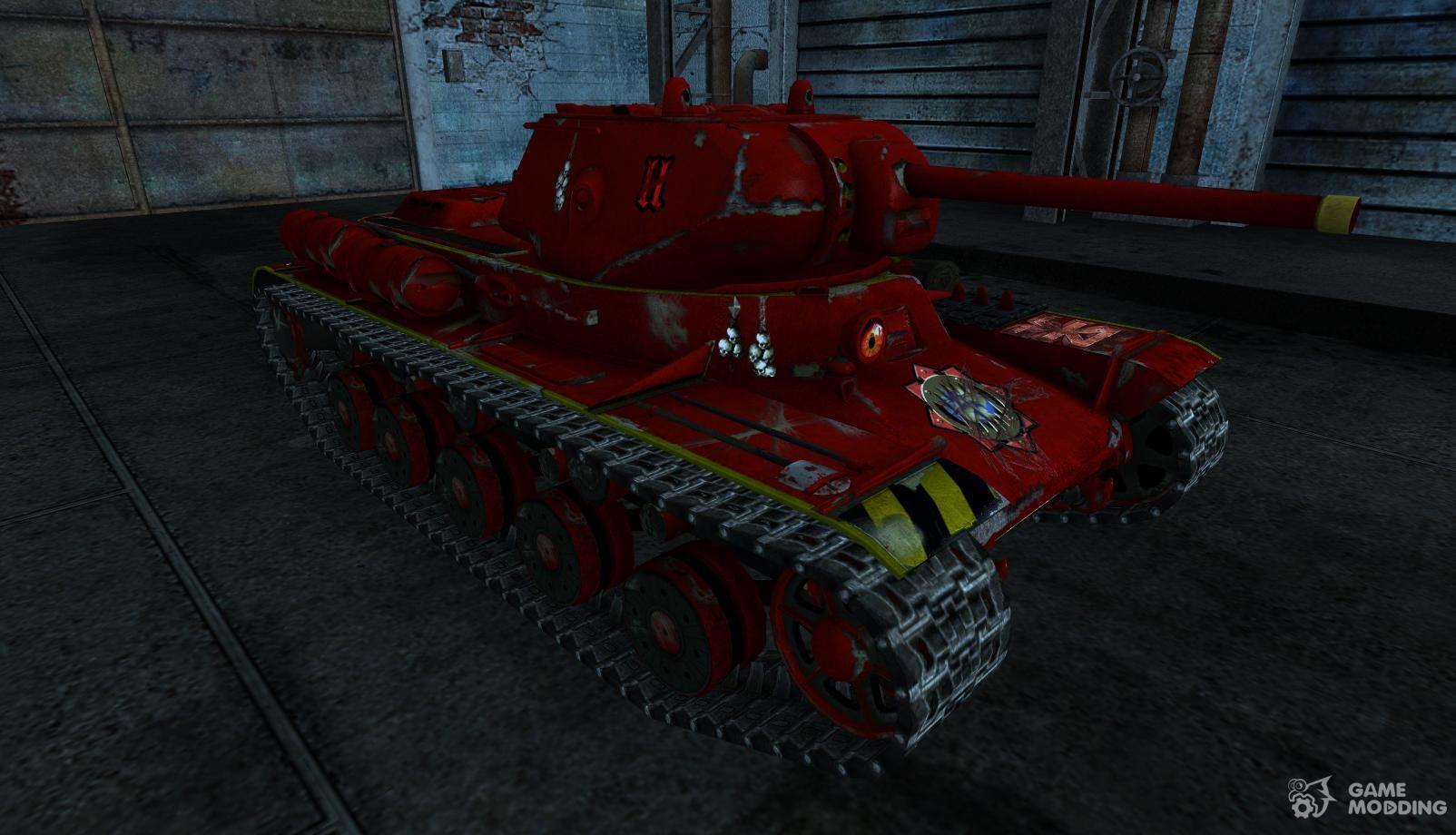 KV-13 for World of Tanks