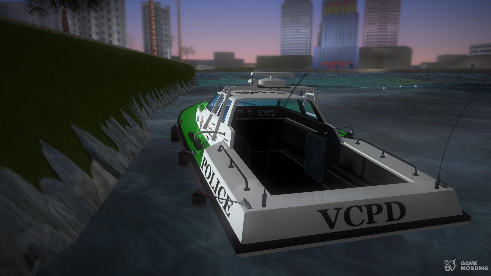 Predator for GTA Vice City