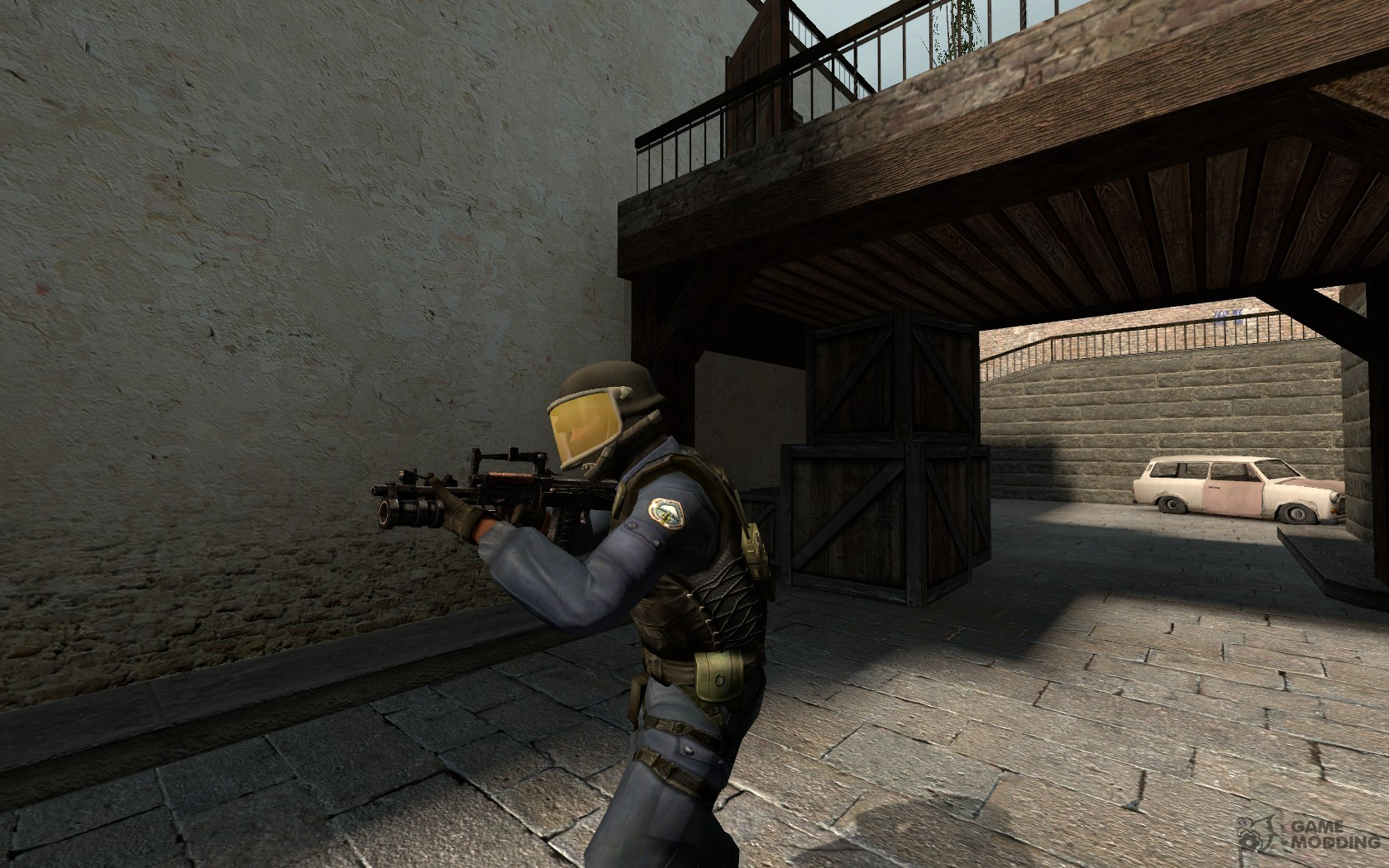 OC - 14 Groza reanimated for Counter-Strike Source