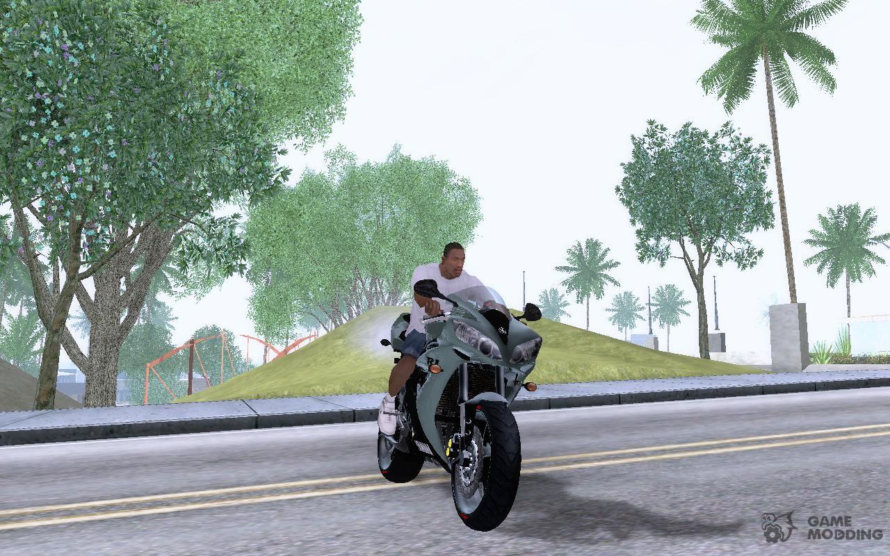 Yamaha YZF-R1 for GTA San Andreas
