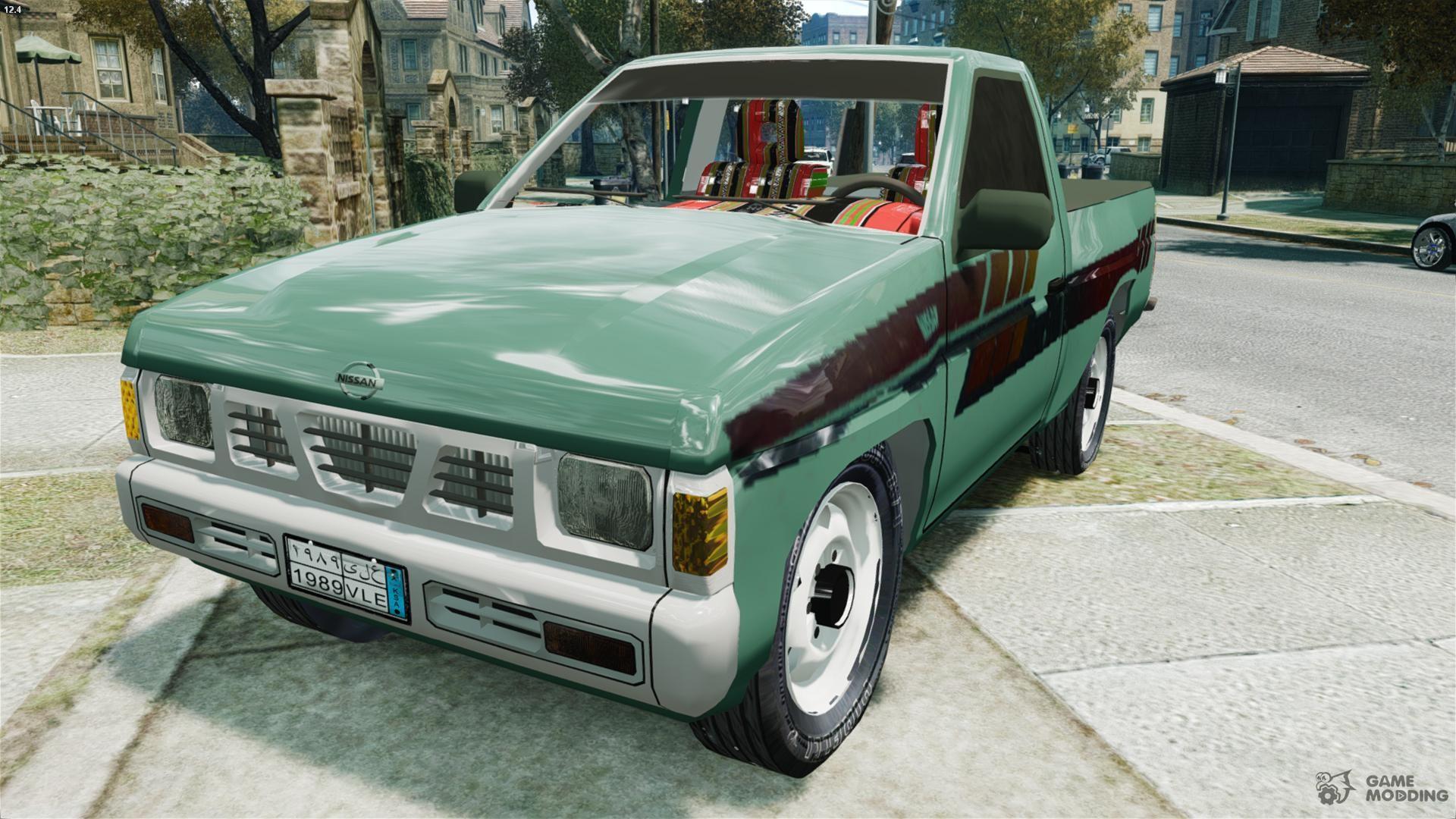 pickup 1994 2doors for gta 4