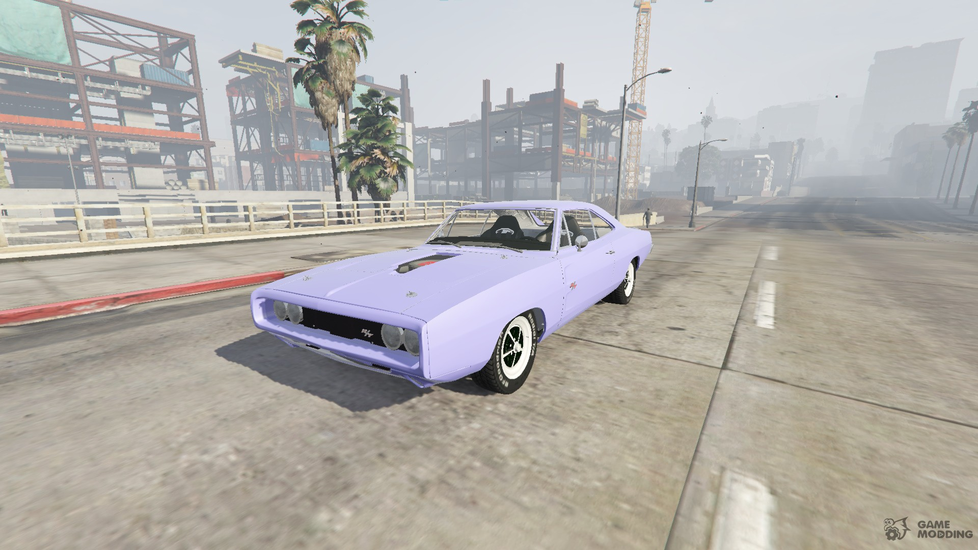 1970 Dodge Charger RT 10 For GTA 5