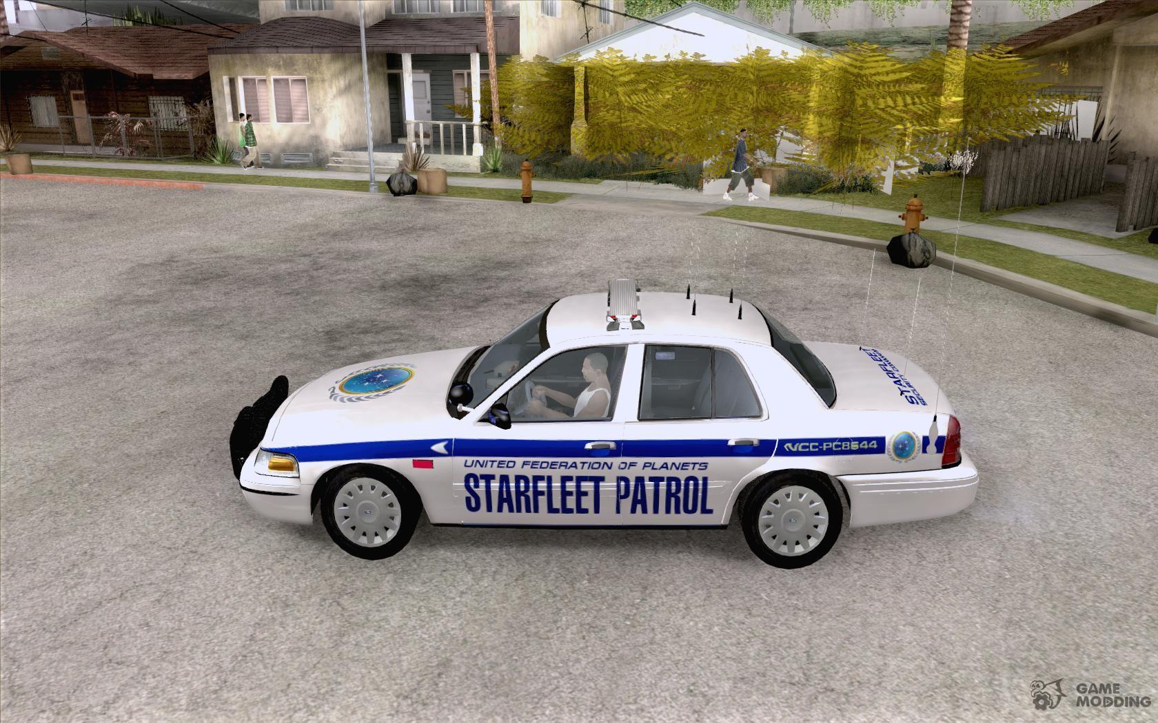 ford crown victoria police interceptor 2008 for gta san. Black Bedroom Furniture Sets. Home Design Ideas