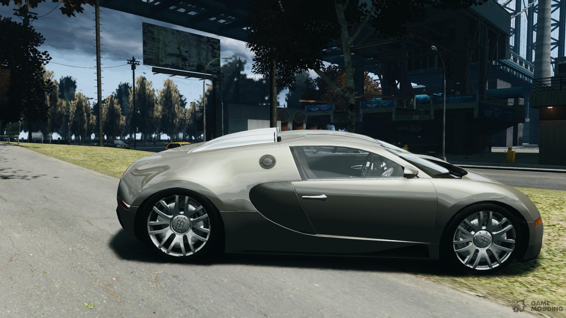bugatti veyron 16 4 for gta 4. Black Bedroom Furniture Sets. Home Design Ideas