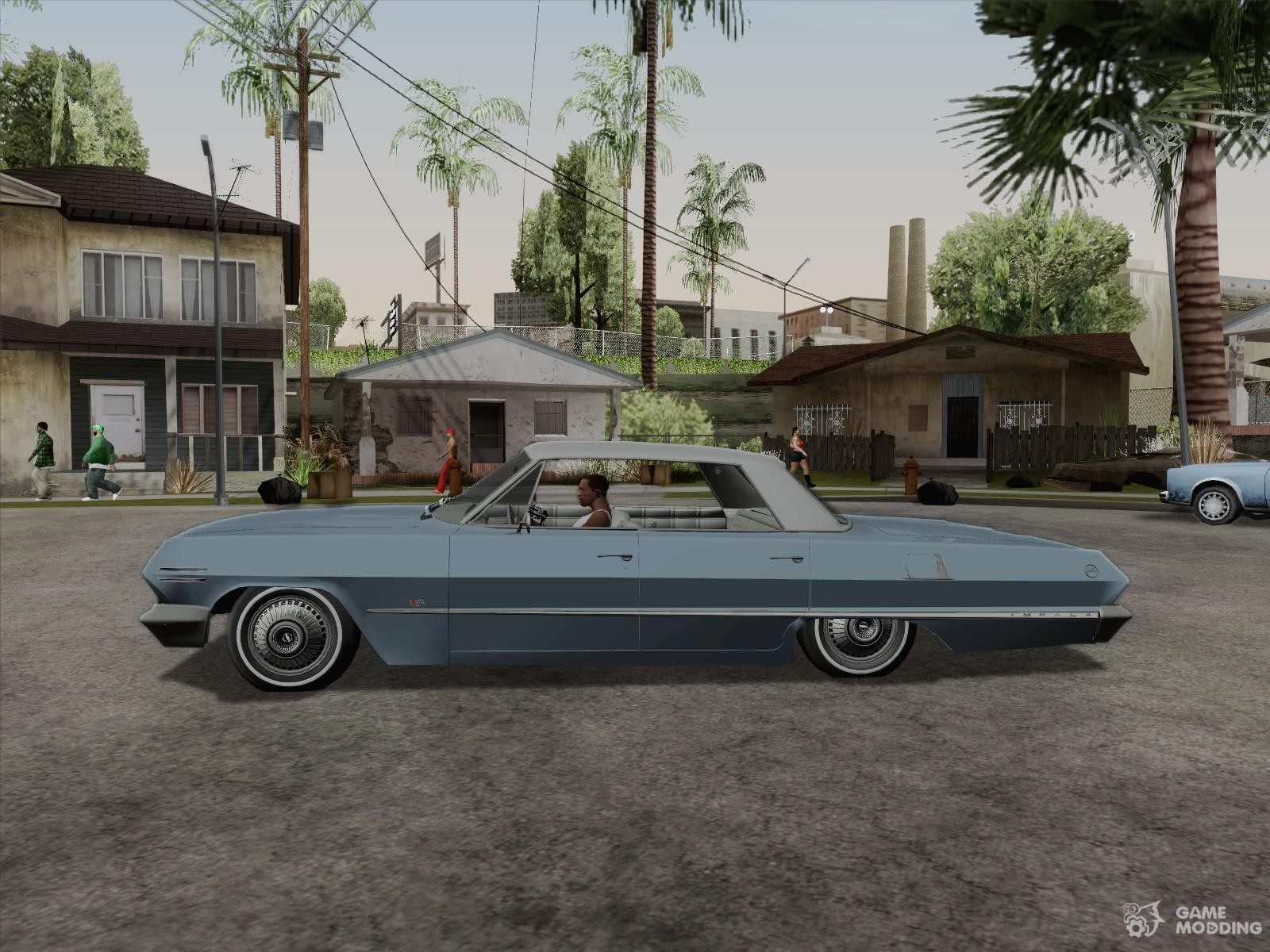 Chevrolet impala 4 door hardtop 1963 for gta san andreas - The Rare Factor Doesn T Always Equal Valuable Hemmings Daily 1963 Chevy Impala Four Door