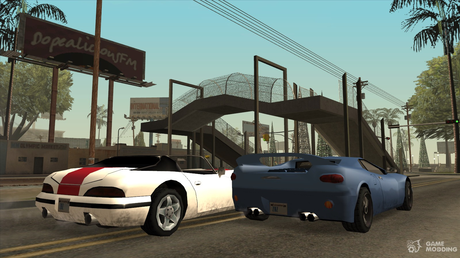 GTA Infernus 3 SA style V2 for GTA San Andreas