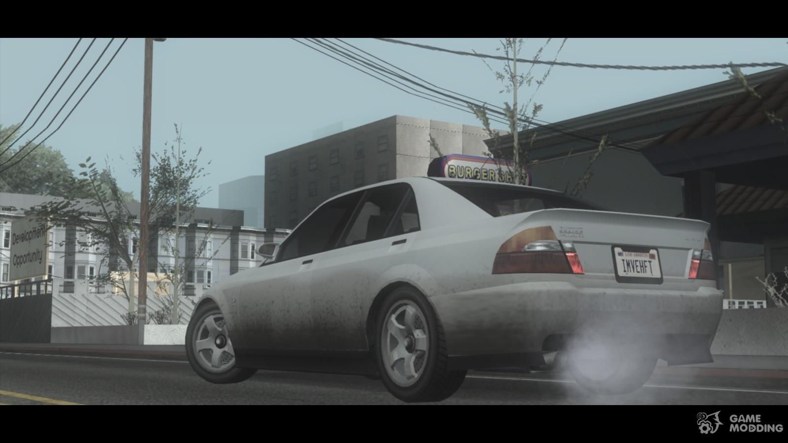GTA IV Original Graphics Mod v4 0 (SA-MP Edition) for GTA