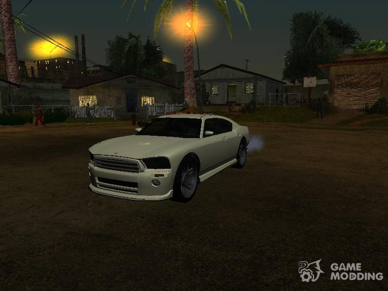 What Car Does Franklin Drive In Gta