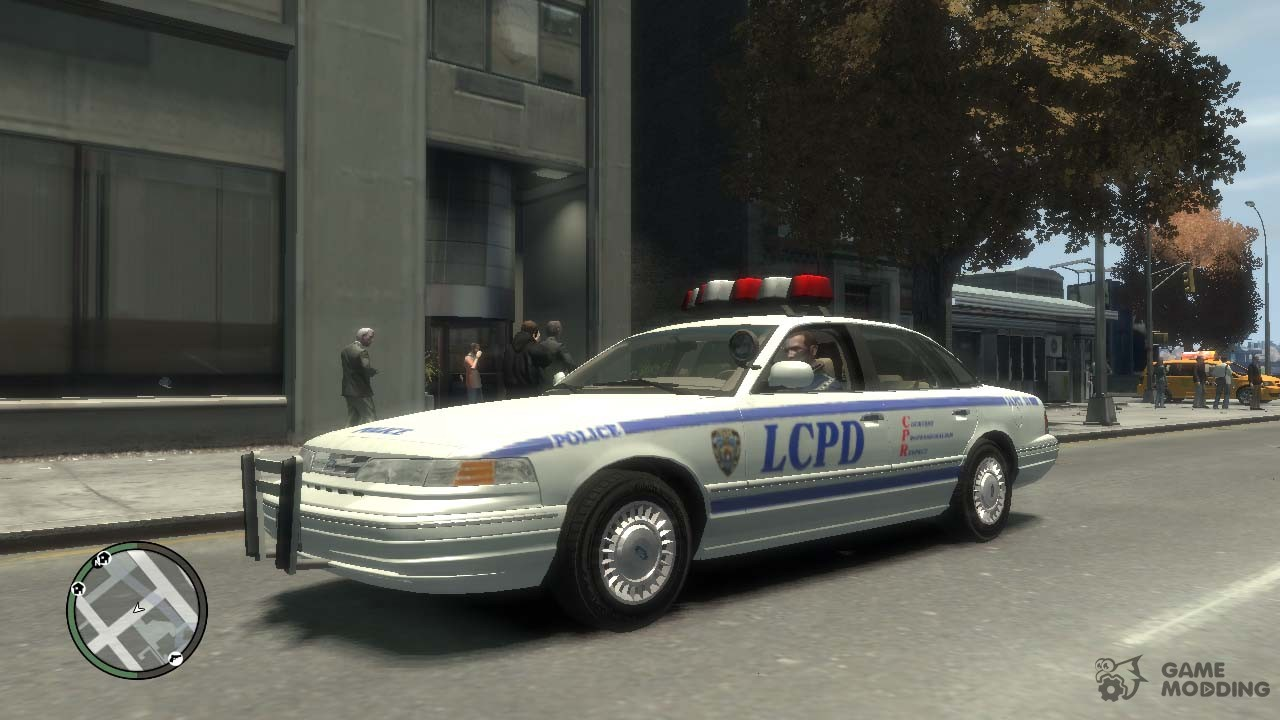 1995 Ford Crown Victoria Lcpd For Gta 4 Miniature 6 111