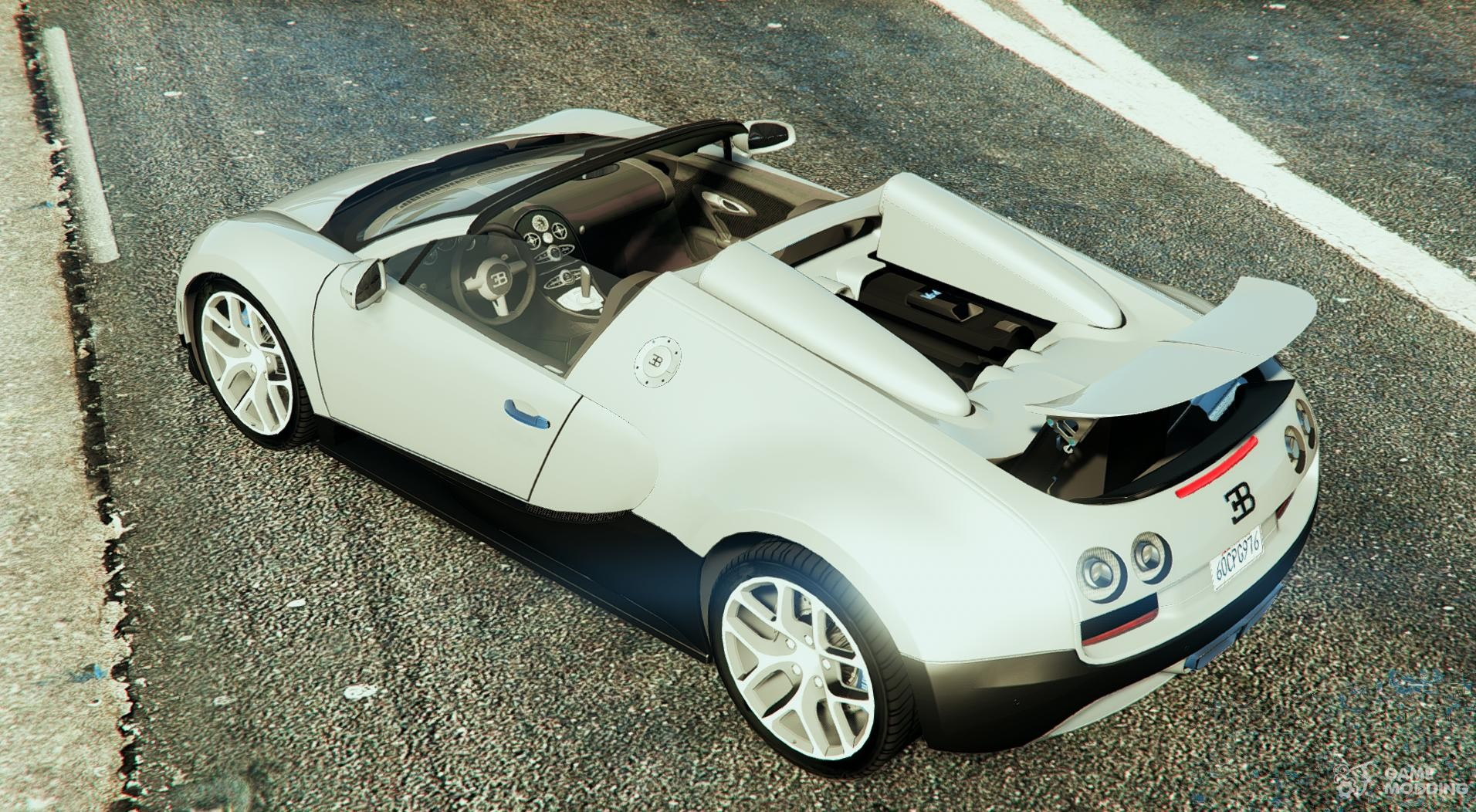 bugatti veyron vitesse for gta 5. Black Bedroom Furniture Sets. Home Design Ideas