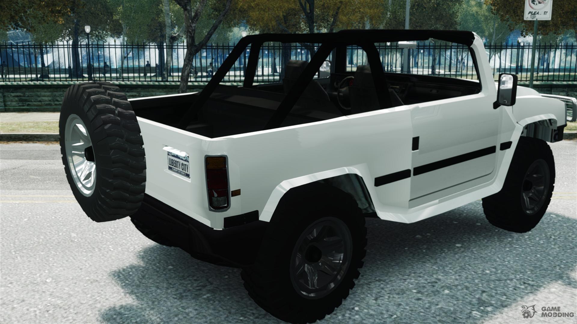 jeep patriot for gta 4. Black Bedroom Furniture Sets. Home Design Ideas