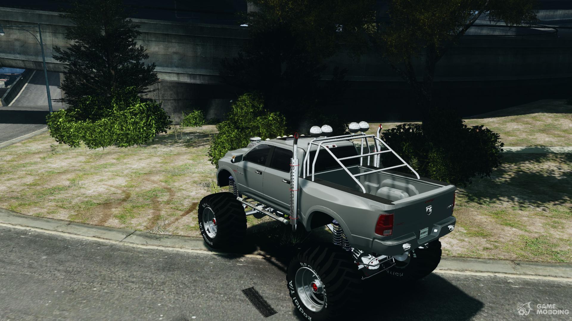 Gta V Lifted Trucks | www.pixshark.com - Images Galleries ...