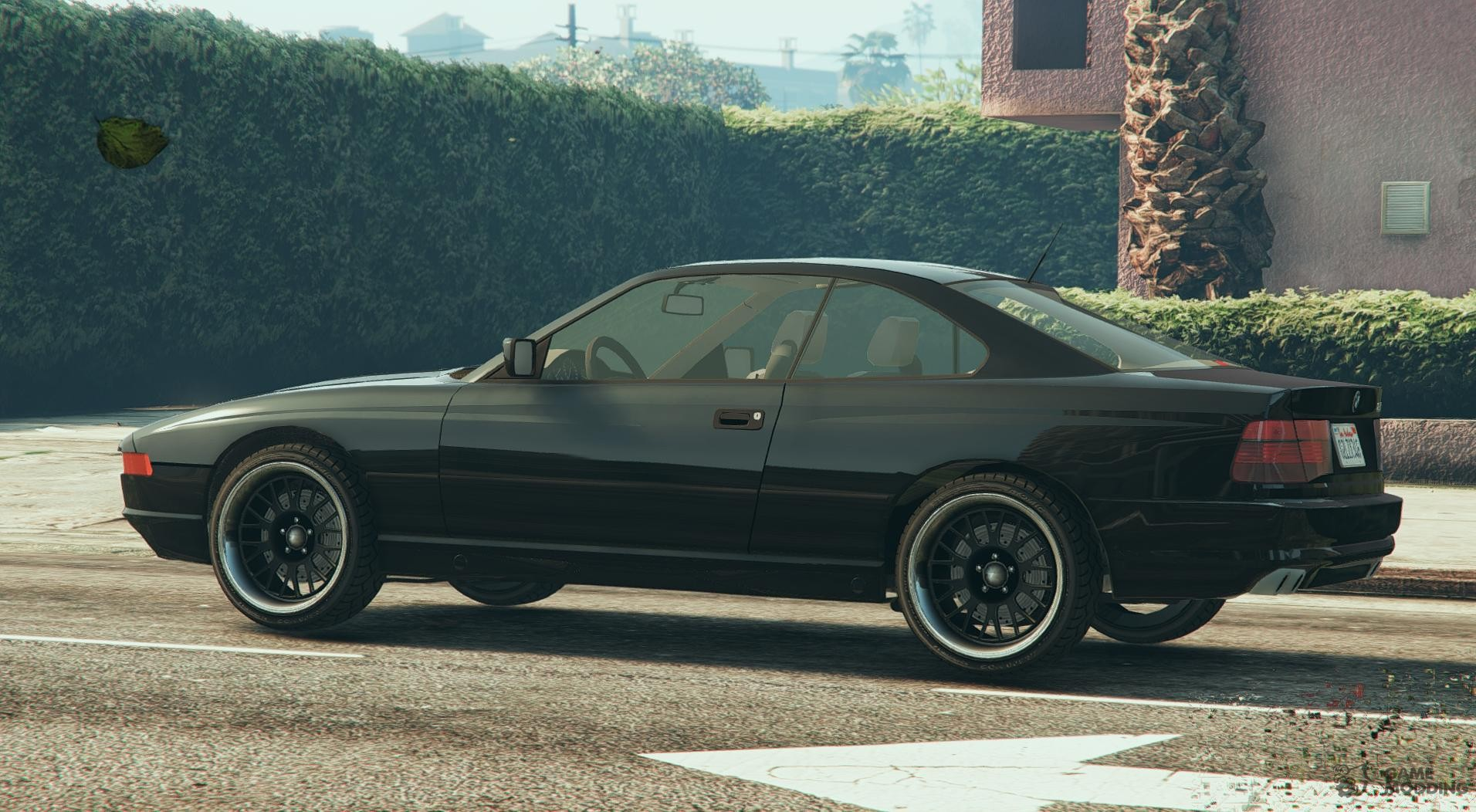 bmw e31 850i for gta 5. Black Bedroom Furniture Sets. Home Design Ideas