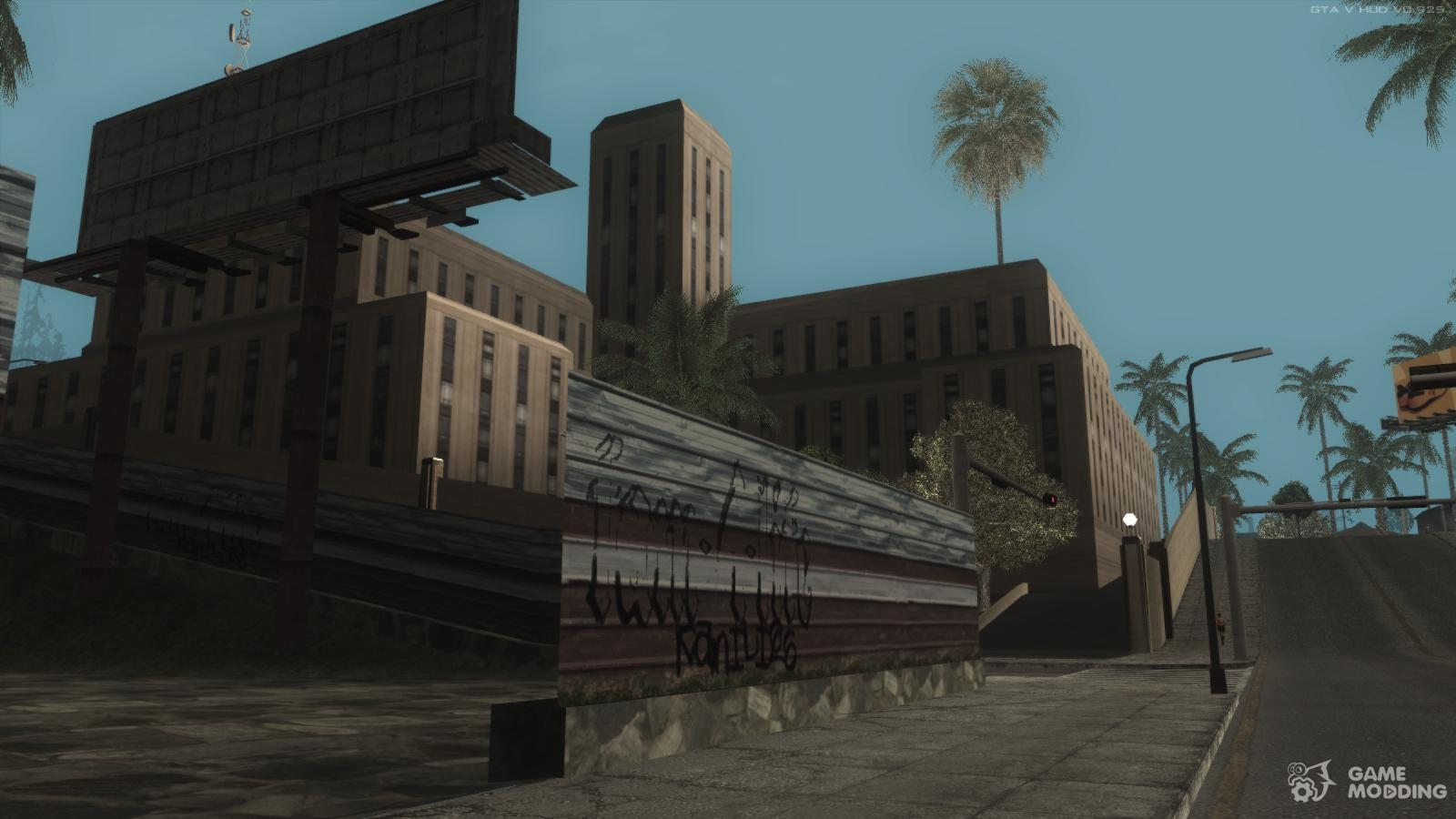 GTA IV Graphics 1 0 for GTA San Andreas