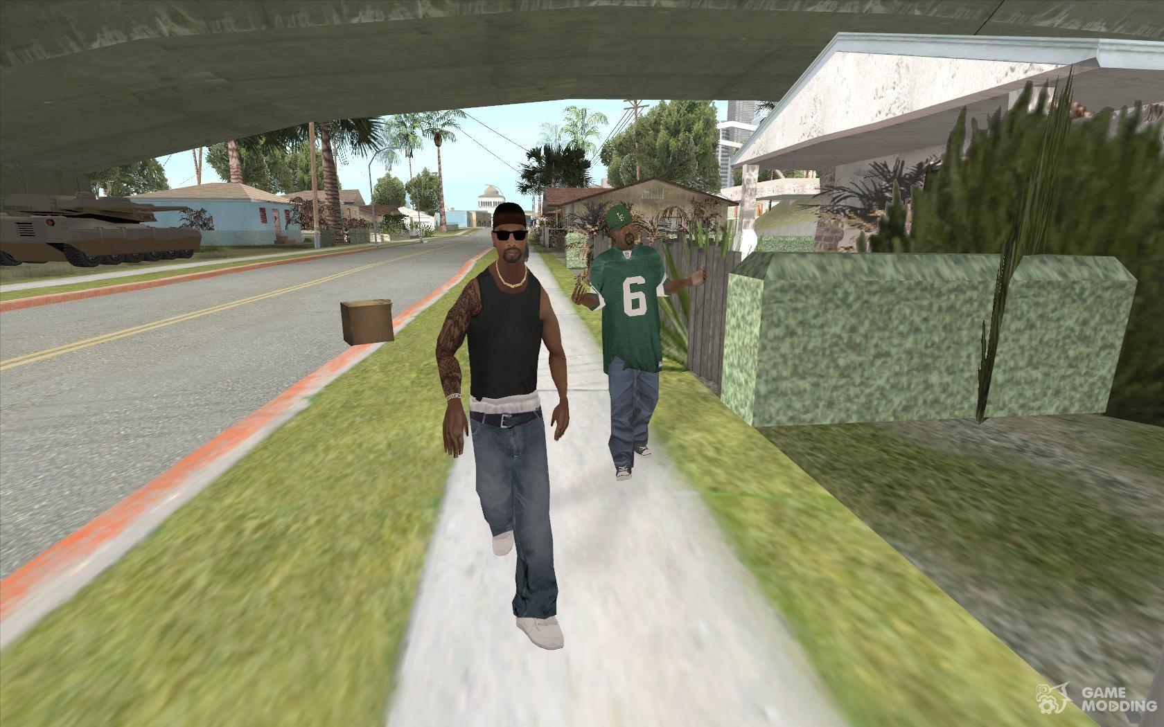 Как создать свою банду в GTA San Andreas - wikiHow 65