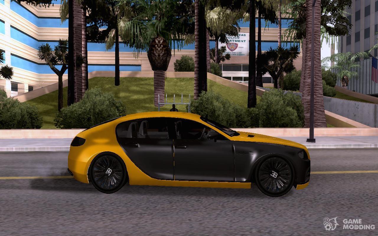 Bugatti Galibier 16 C For Gta San Andreas