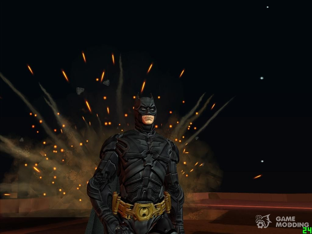 скачать мод на гта санандрес на бэтмена - фото 11