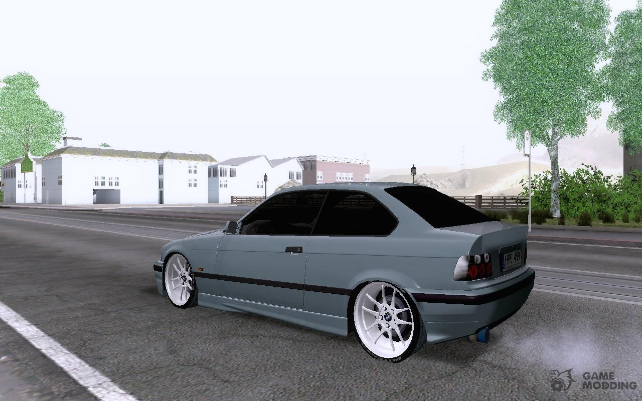 bmw e36 compact light tune for gta san andreas. Black Bedroom Furniture Sets. Home Design Ideas