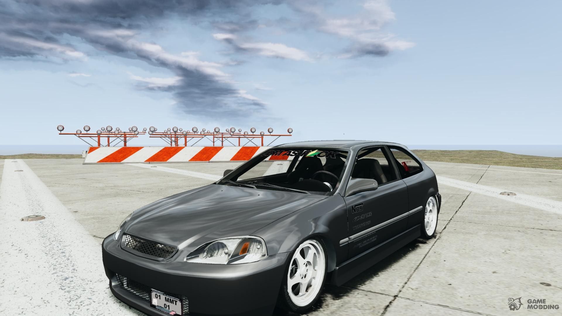 honda civic ek9 car tuning for gta 4. Black Bedroom Furniture Sets. Home Design Ideas