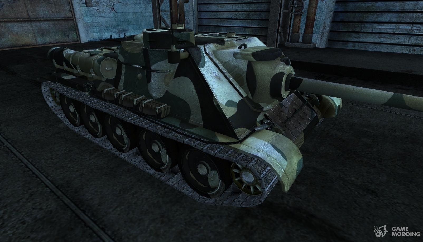 how to install a sound mod for world of tanks