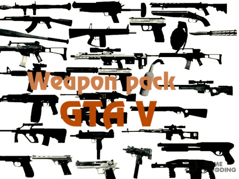 Pictures of Gta 5 Guns List - #rock-cafe