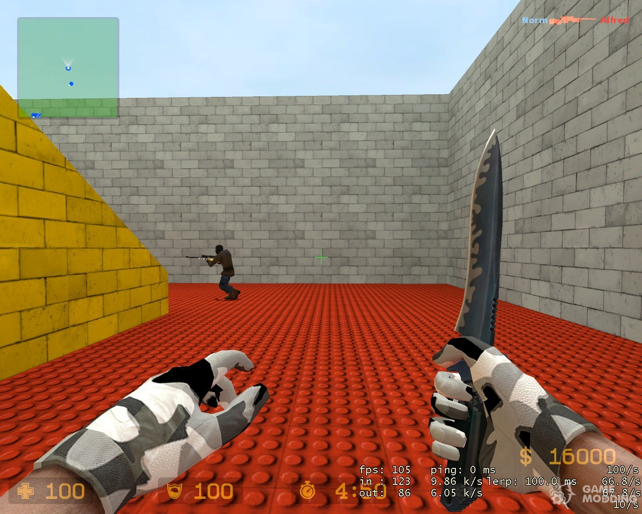 how to get good at counter strike source