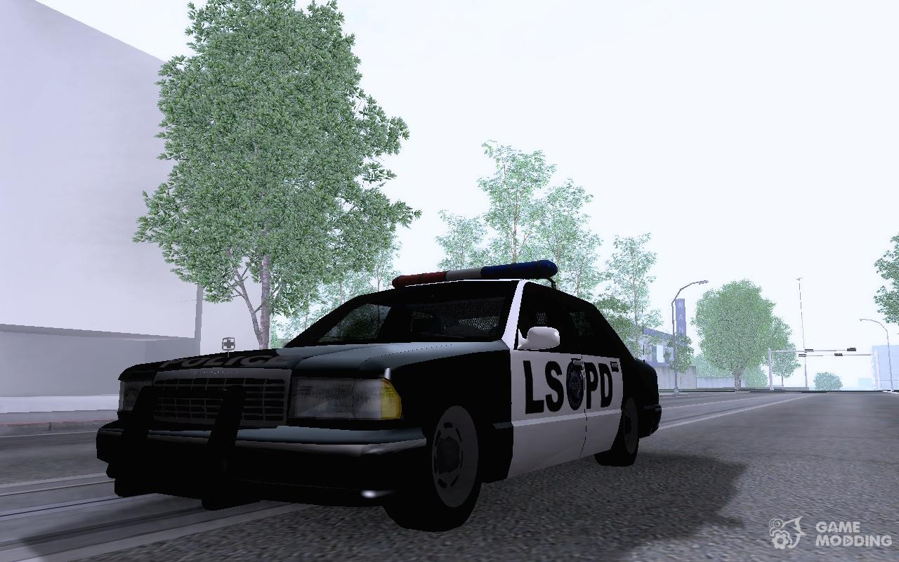 New Police Ls Pd For Gta San Andreas