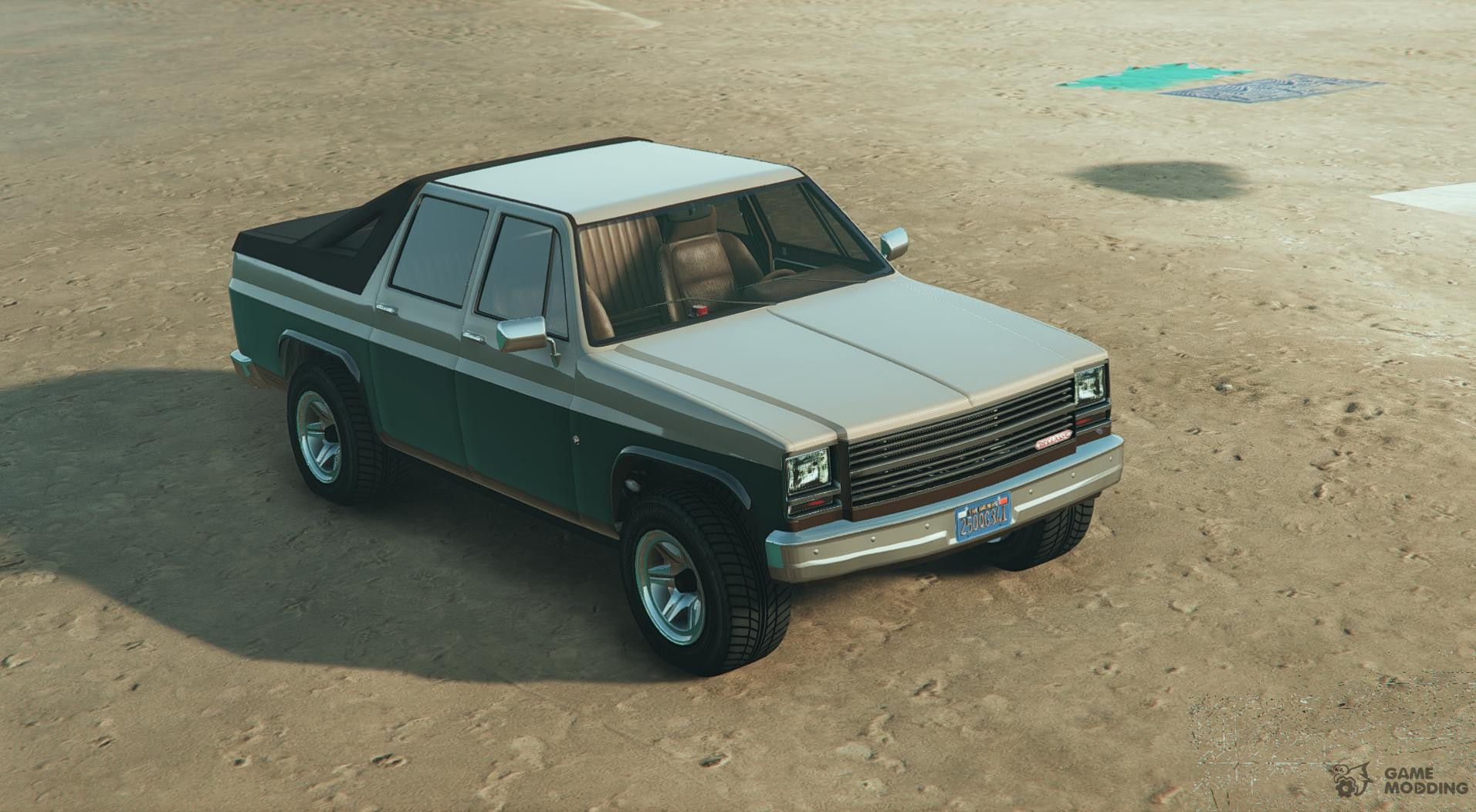 rancher truck 0 1 for gta 5. Black Bedroom Furniture Sets. Home Design Ideas