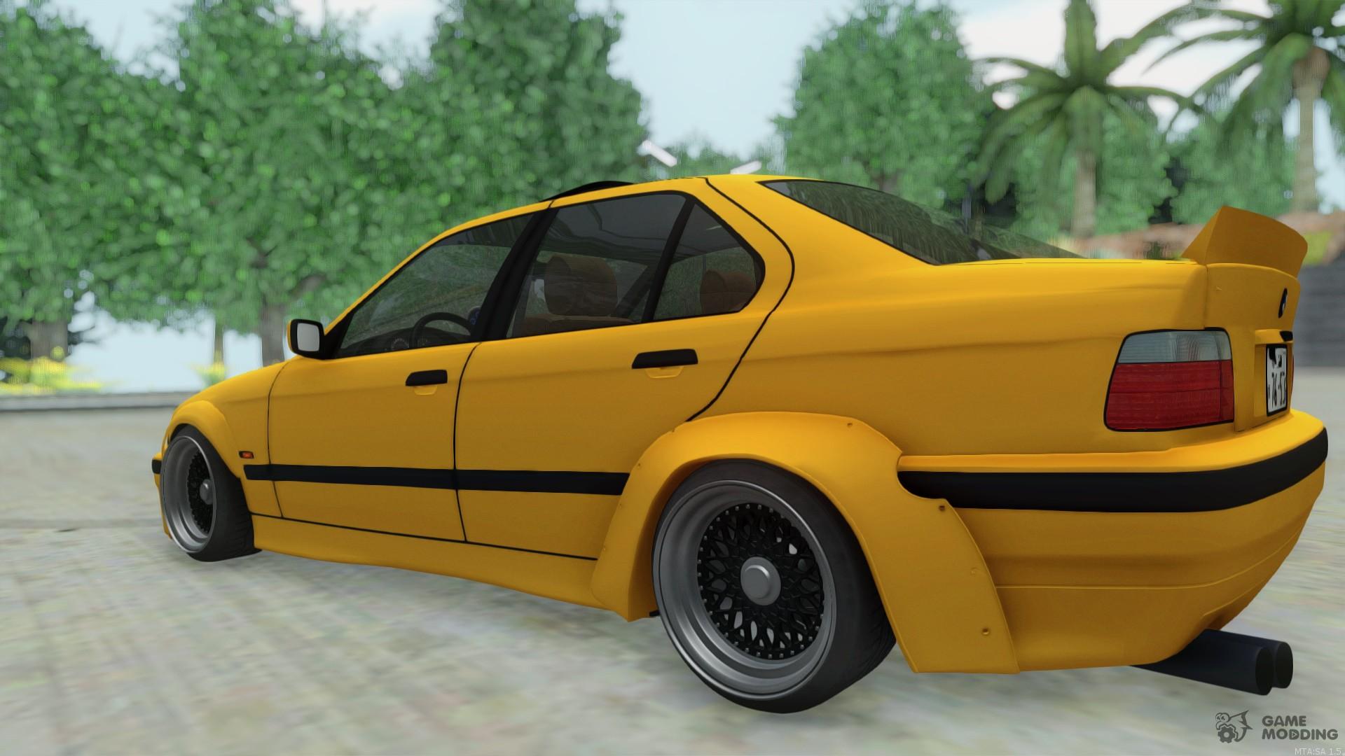 BMW E36 Widebody V 1 0 for GTA San Andreas