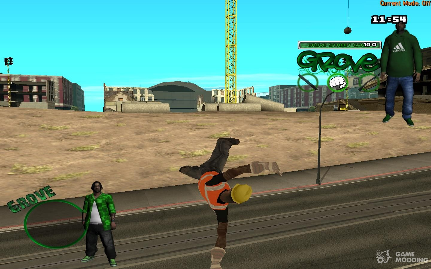 Скачать мод spider man gta san andreas