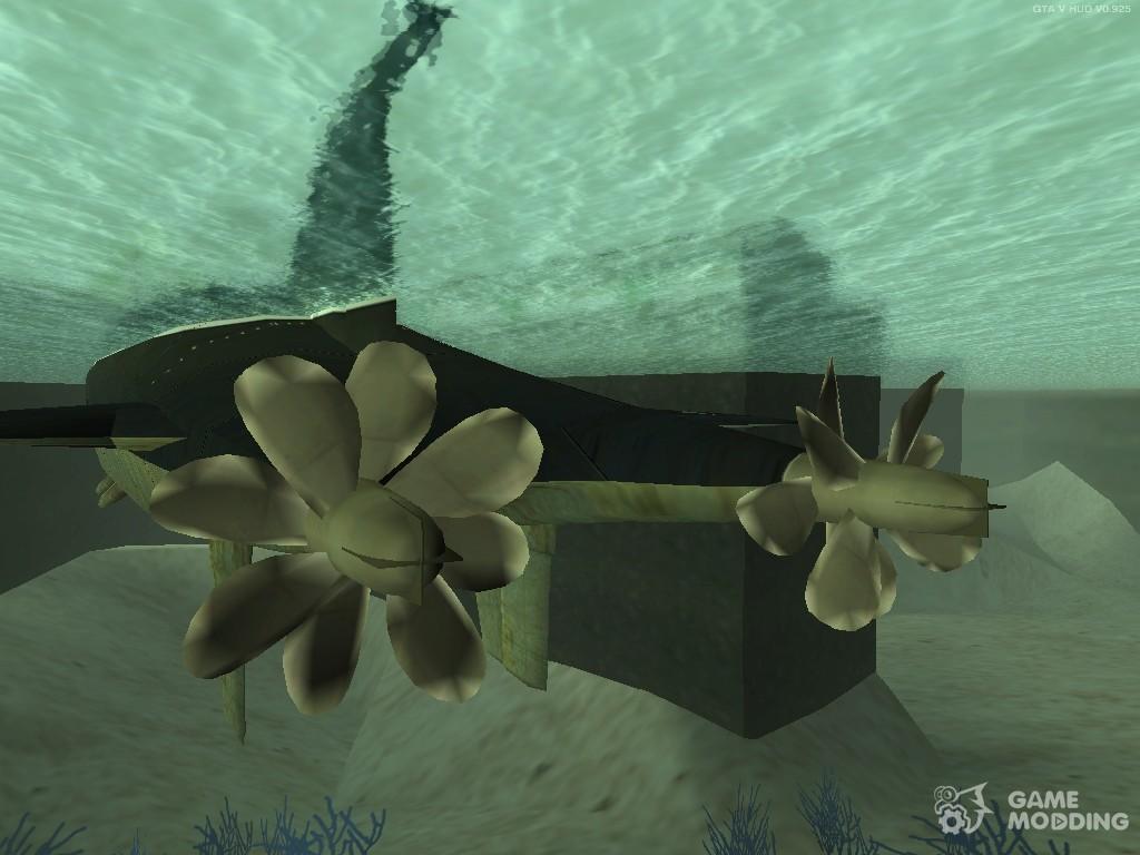 Submarine k-141 Kursk