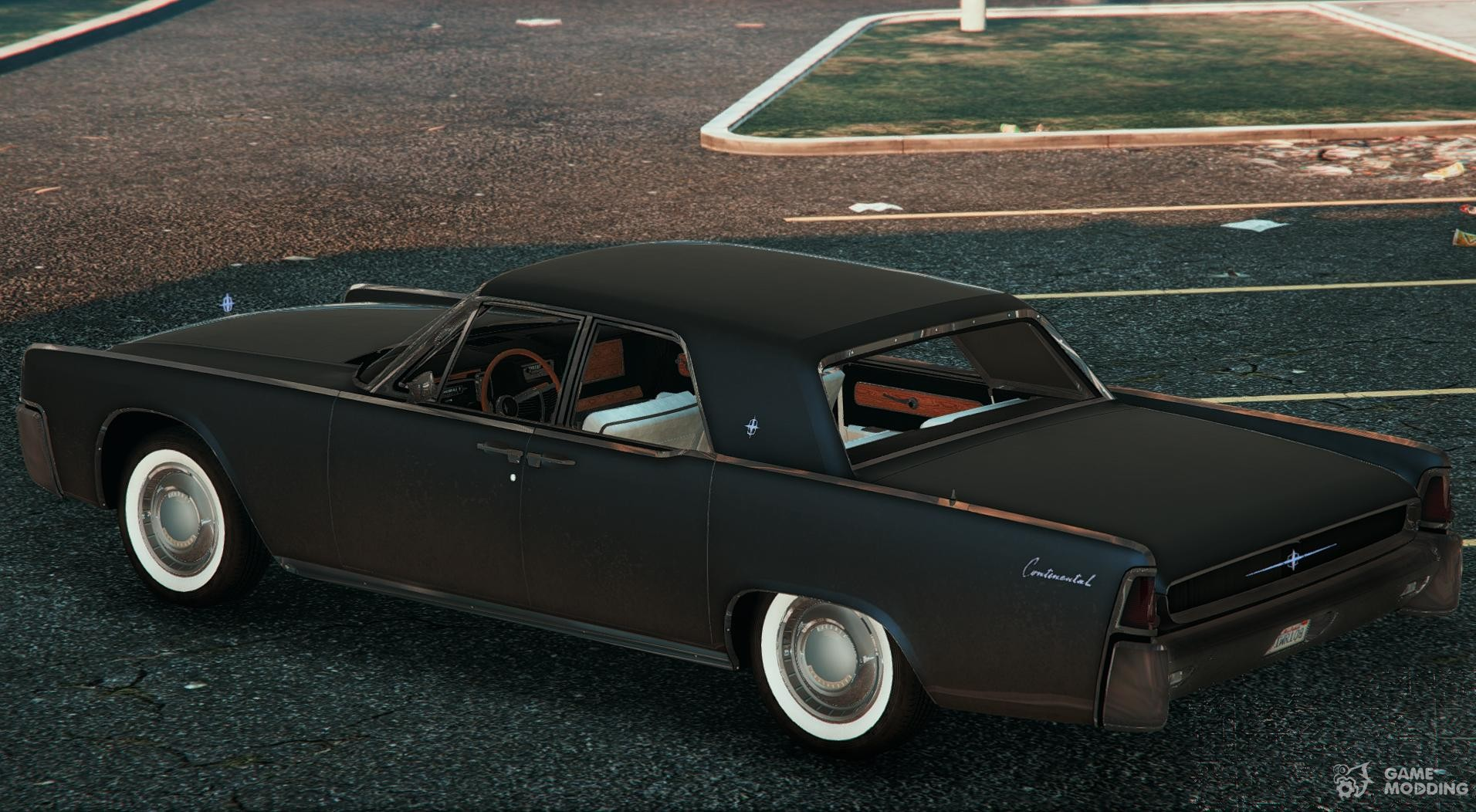 lincoln continental 1962 version 1 2 for gta 5. Black Bedroom Furniture Sets. Home Design Ideas
