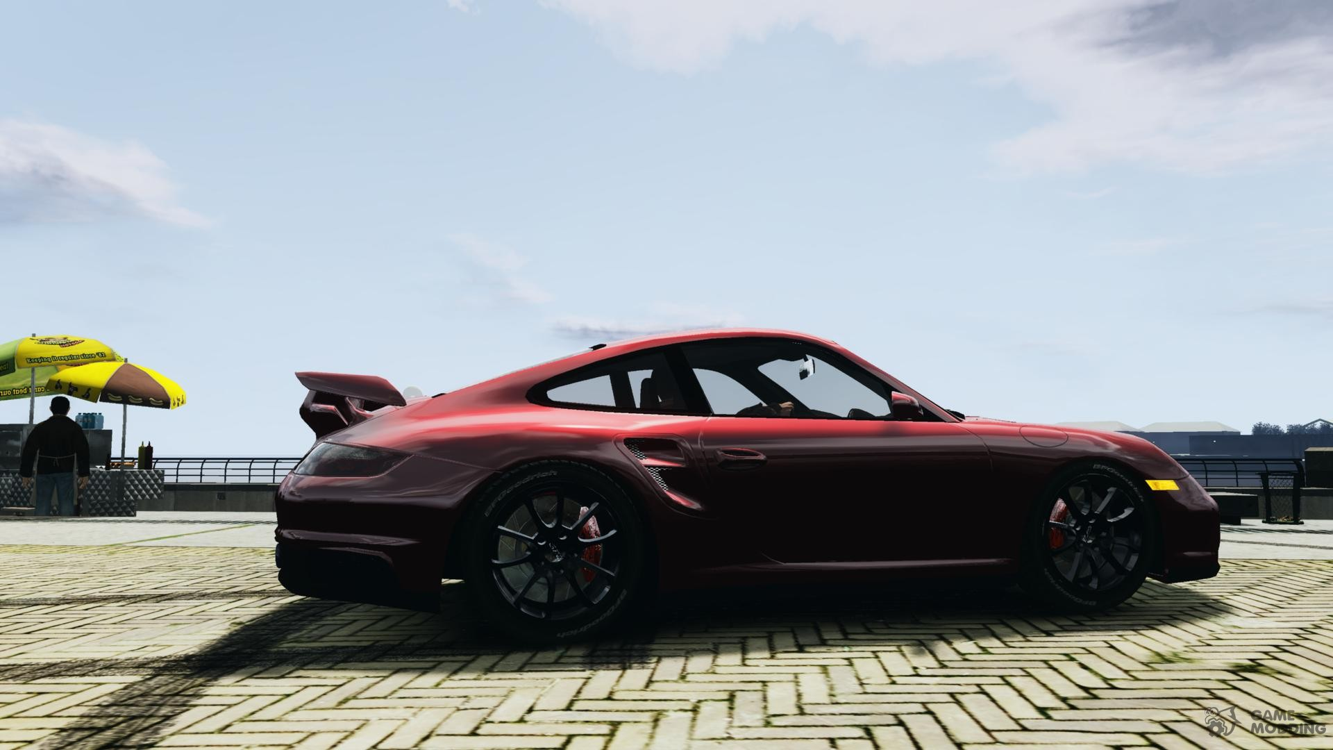porsche 911 gt2 for gta 4. Black Bedroom Furniture Sets. Home Design Ideas