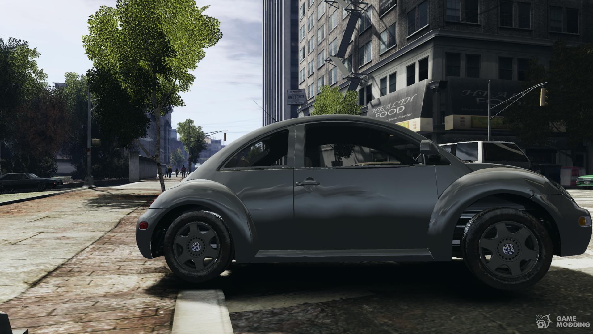 2003 volkswagen new beetle for gta 4. Black Bedroom Furniture Sets. Home Design Ideas