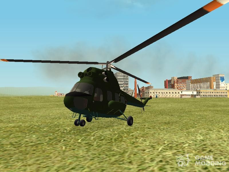 for gta san andreas - Helicopter Mod