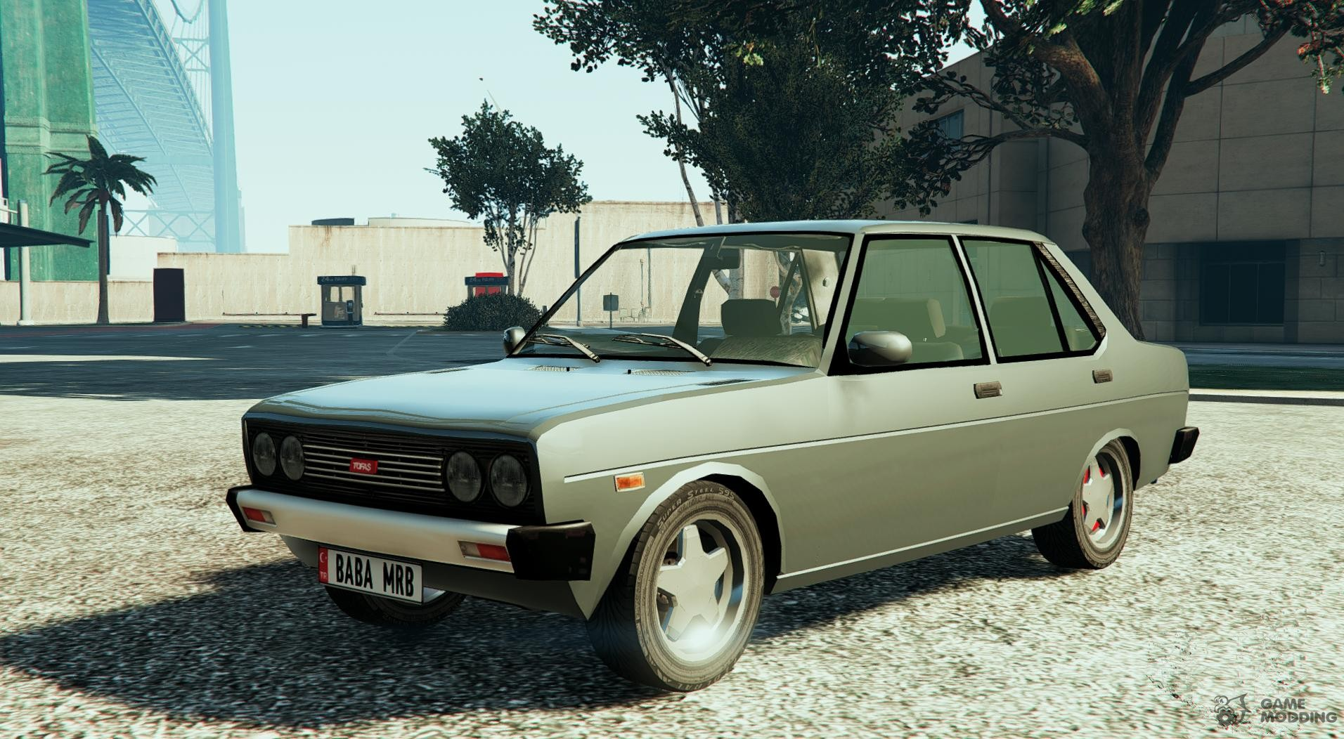 Tofaş Murat 131 (Fiat 131) 1.1 for GTA 5