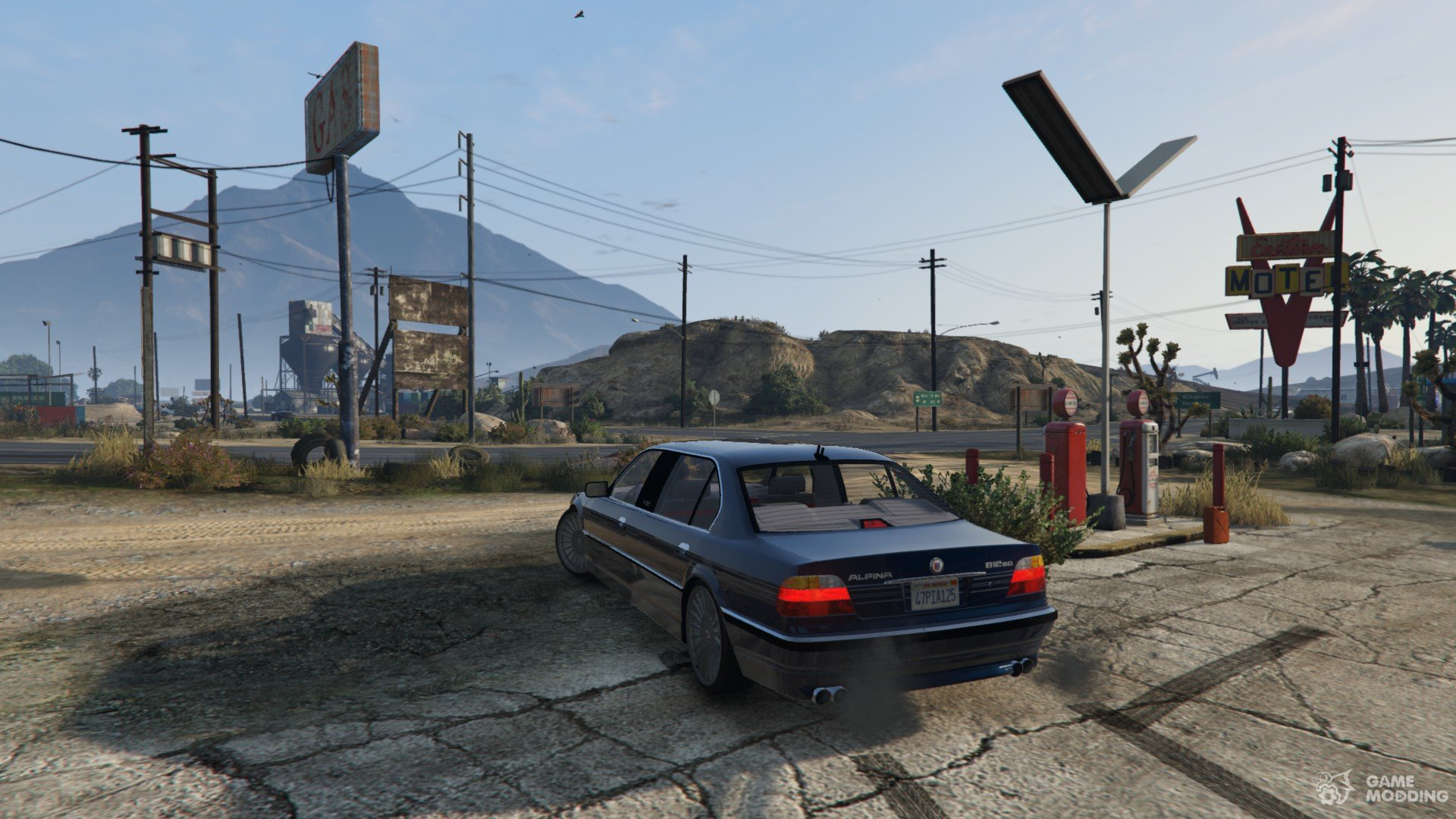 2001 Bmw Alpina B12 6 0 Lang E38 Us Fl For Gta 5