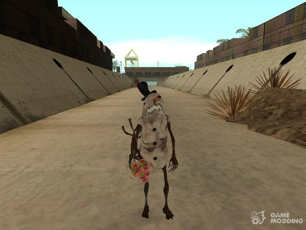 Скачать Мод На Гта Сан Андреас На Zombie - фото 7