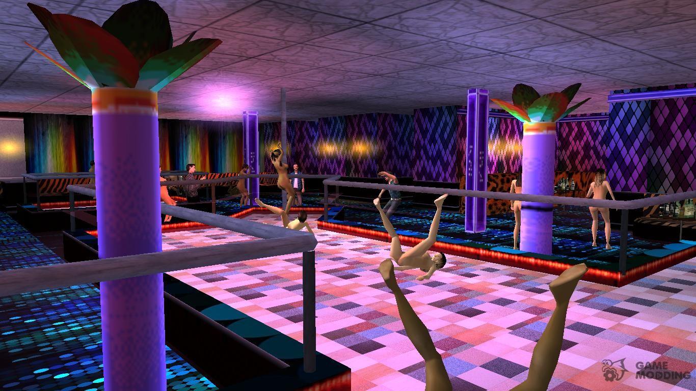 Strip Club in Criminal Russia