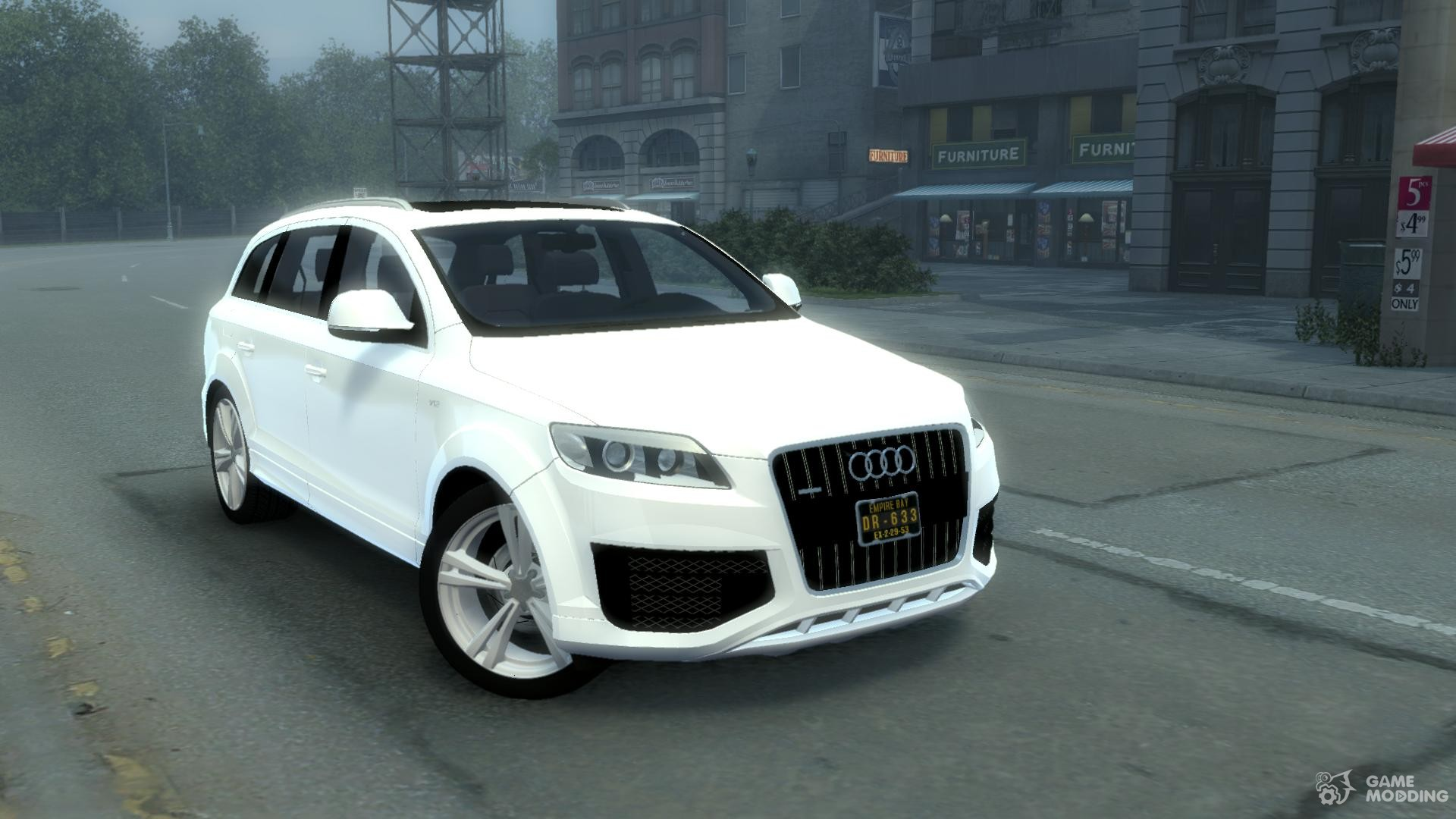 audi q7 for mafia ii. Black Bedroom Furniture Sets. Home Design Ideas