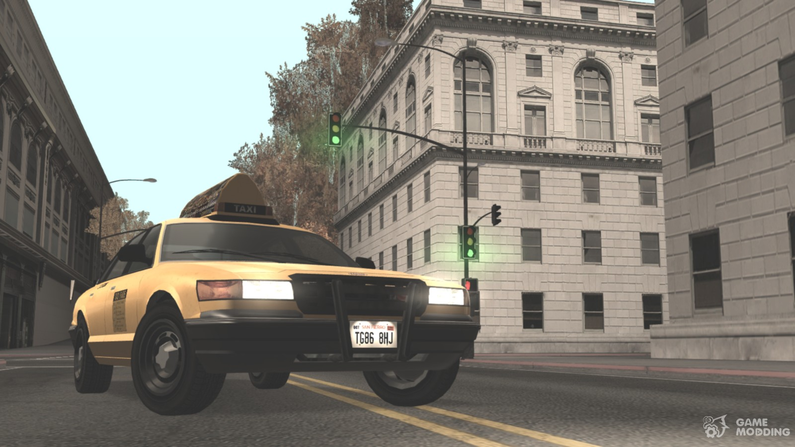 Original GTA IV Graphics Mod 6 0 (SA-MP Version) for GTA San