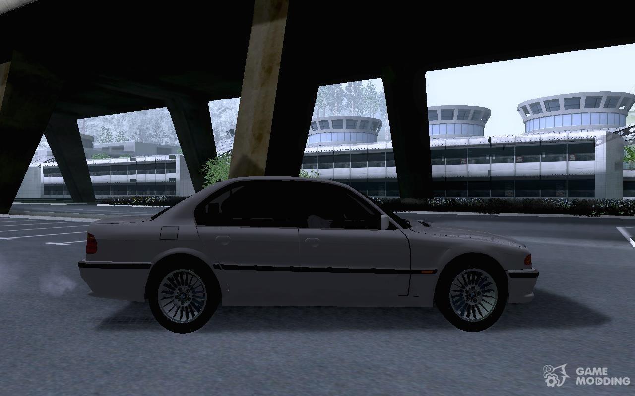 Bmw 735i 1999 For Gta San Andreas