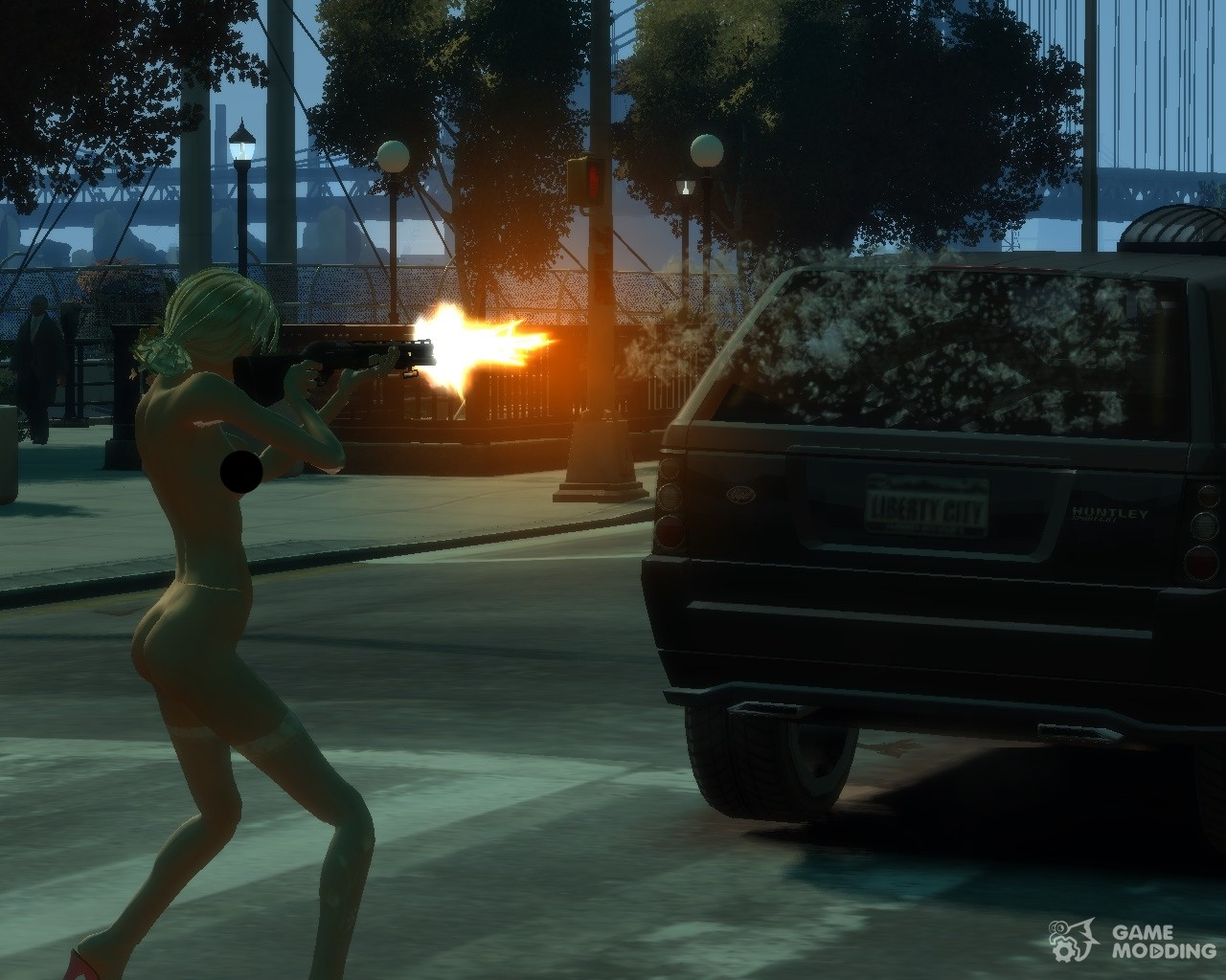 Grand theft auto naked girs