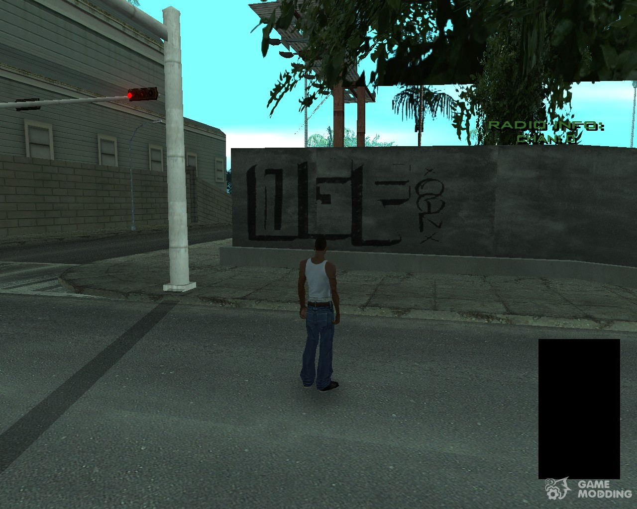 how to bring gta sa into hd uni