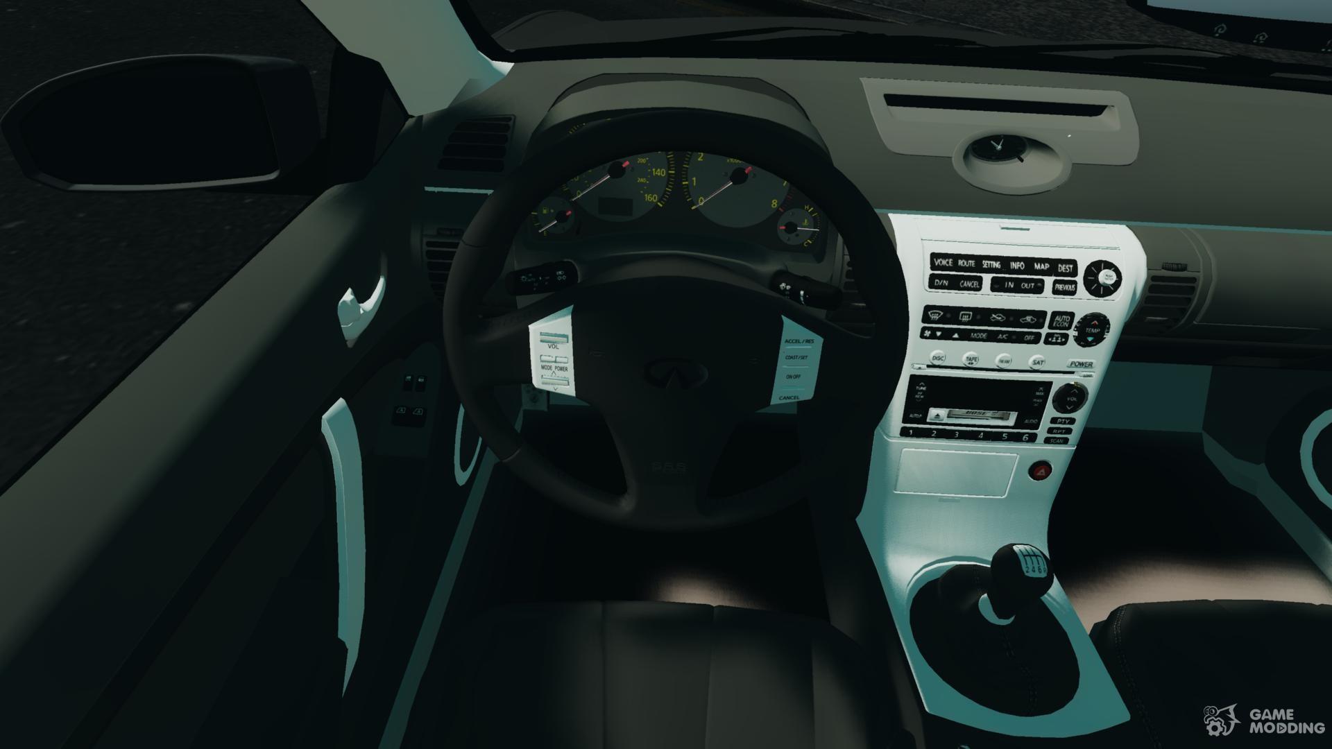 Infiniti g35 coupe 2003 jdm tune for gta 4 infiniti g35 coupe 2003 jdm tune for gta 4 side view vanachro Images