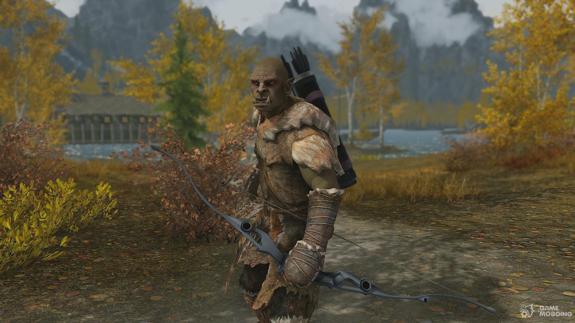 Skyrim Craft Iron Arrows Mod